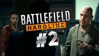 Прохождение Battlefield Hardline #2 - Плата по счетам
