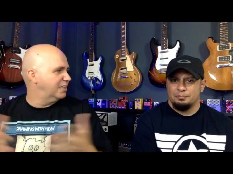 Know Your Gear Q&A #27  My Seven String Strat