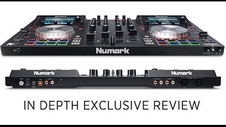 Numark NV - First Review - Serato DJ Controller With Screens