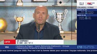 Les Chapeaux de l'After : débat Neymar