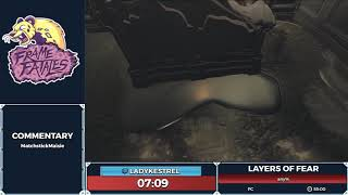 Layers of Fear by LadyKestrel in 37:24