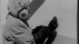 Swab Sampling  for Biological Warfare Agents 1953 US Navy