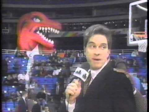 Minnesota Timberwolves salute to Kevin Harlan - April 1998