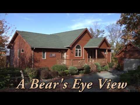 A Bear's Eye View - Blue Ridge Mountain Rentals