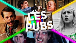 Les Pubs - Le Monde à L'Envers