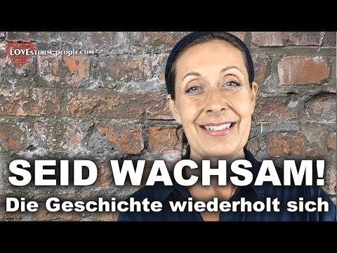 #GELBWESTEN SEID WACHSAM! ⚠️⚠️⚠️ - Anja Heussmann von LOVEstorm people ❤ TV