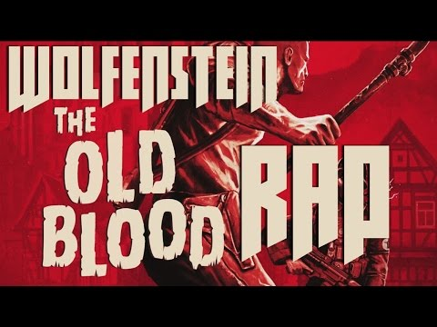 "Wolfenstein: The Old Blood |Rap Song Tribute| DEFMATCH -""Americana"""