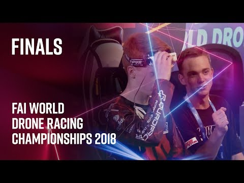 FAI World Drone Racing Championships: Finals Highlights