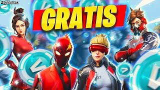 🎁GANA SKINS **FREE**🎁 - PRIVATE PARTIES - FORTNITE ✅