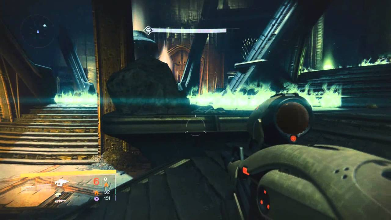 Destiny - The Dark Below - New Quest - Ritual Of Sacrifice - The ...
