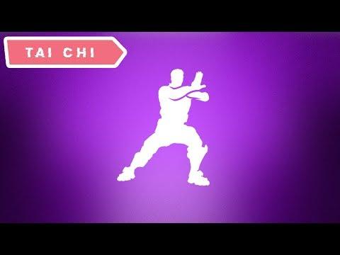 Fortnite - Tai Chi Emote (One Hour)