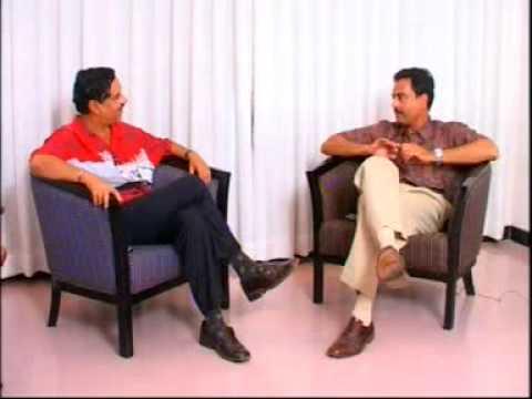 Cricket Club- Dwarkanath Sazgiri with Dilip Vengsarkar