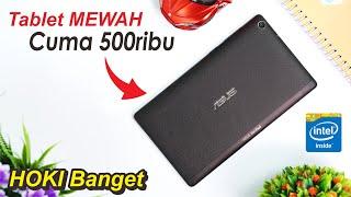 HOKI.!!! Nemu Tablet MEWAH cuma Rp500rbuan.!! Unboxing Asus Zenpad C 7.0 di Tahun 2020