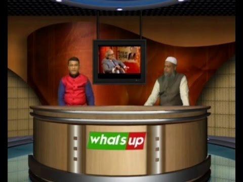 Tarek Fatah Exposed by Moulana Sheik Shakeel Ahmed on Whats Up Uncut