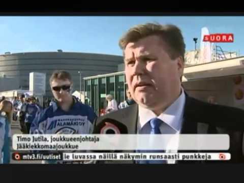 Timo Jutila menee eteenpäin lujempaa kuin koskaan!