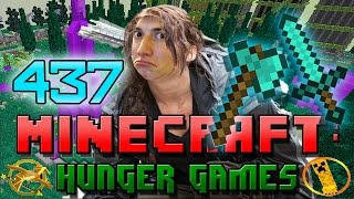 Minecraft: Hunger Games w/Mitch! Game 437 - ALL THE KILLS! Diamond Ax Betty and Sword!