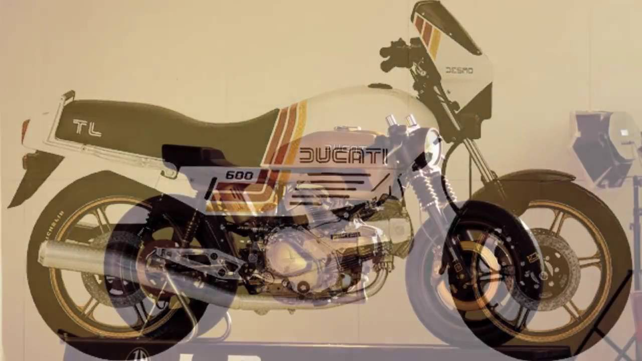 Cafe Racer Ducati Pantah By Jvb Motos Youtube