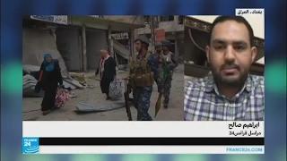 ما جديد المعركة الدائرة في محيط جامع النوري الكبير في الموصل؟