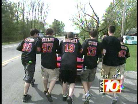 RIT on TV News: Bed Push