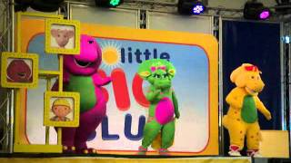 Barney at Butlins - The Little Big Club - The Dino Dance