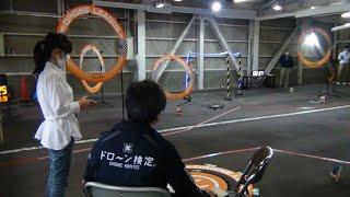 ドローンリーグ 小樽自動車学校で初開催画像