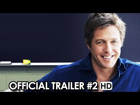 The Rewrite Official Trailer #2 (2015) - Hugh Grant, Marisa Tomei Romantic Comedy HD