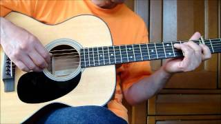 Yesterday Once More/ Carpenters/Acoustic Guitar Solo / イエスタデイ ワンスモア
