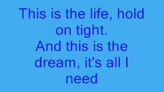 Hannah Montana - This Is The Life karaoke