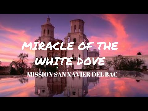 WHITE DOVE OF THE DESERT-San Xavier del Bac- TUCSON AZ