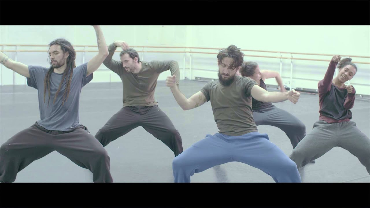 video: barbarians in rehearsal | Video: Ed Inglis