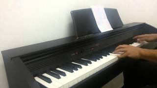 Piano عبد الرحمن محمد قولو لها cover