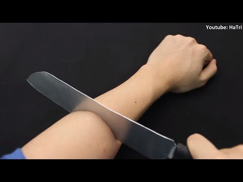 Awesome Cutting Hand Magic Trick and Prank thumbnail