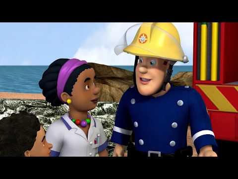 Fireman Sam 🌟 Pontypandy's Flooding! 🌟Fireman Sam To The Rescue  🚒 Big Collection 🔥 Kids Movie