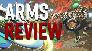Arms Review - Did Nintendo Spring Another Hit On Us?