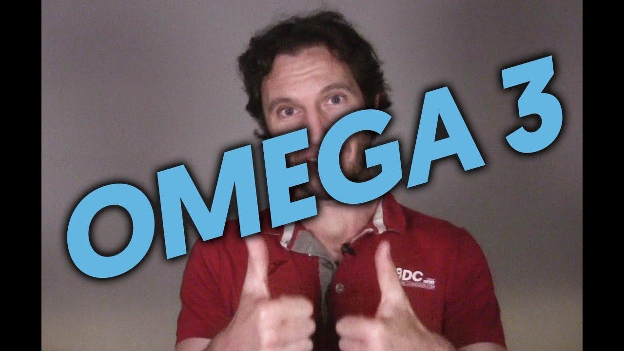 Porque el omega 3 sirve para adelgazar
