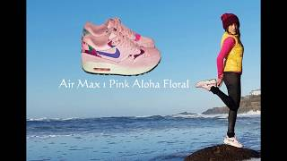 Nike Air max 1 Print Aloha Pink Glaze