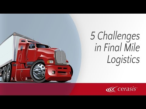 5 Challenges In Final Mile Logistics