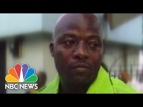U.S. Ebola Victim Dies In Dallas, Texas | NBC News