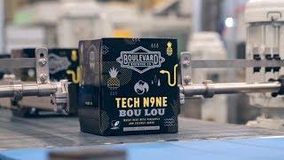 Bou Lou: Fresh Off The Line   Tech N9ne x Boulevard Brewing Co.