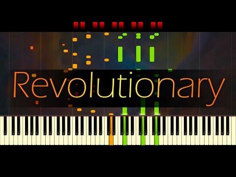 "Etude Op. 10 No. 12, ""Revolutionary"" // CHOPIN"