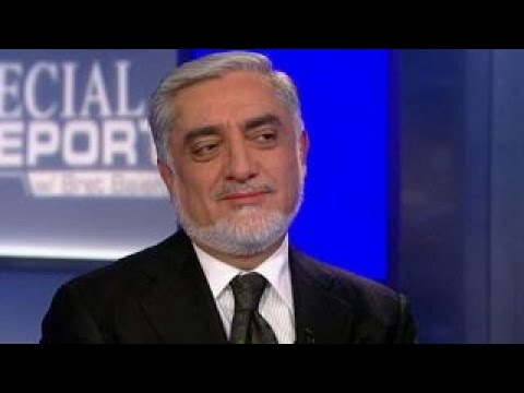 Afghanistan Chief Executive on the Taliban, ISIS, the future