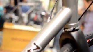 Eriksen Wins Best Gravel Bike at 2016 NAHBS