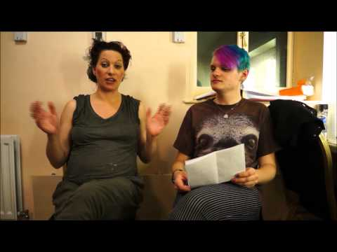 Amanda Palmer interview, June 2015
