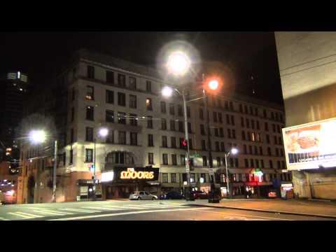 Walking Through The Moore Hotel, Seattle, WA (Part 1)