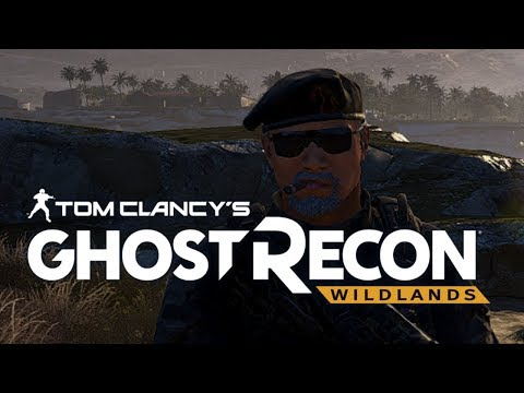 Ghost Recon Wildlands (Ghost Mode): First Impressions Playthrough