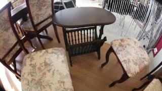 видео Купить качественные и недорогие стулья на металлокаркасе.