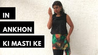 In Aankhon Ki Masti Ke | Umrao Jaan | Remix | Dance Cover | Team Nayra