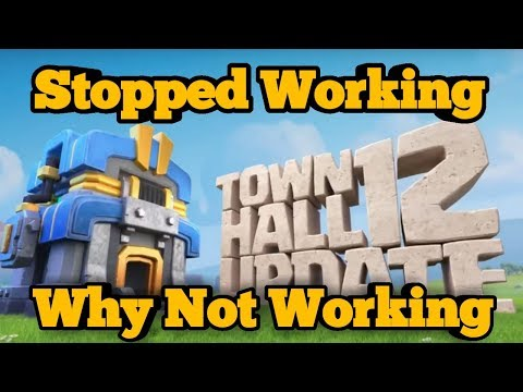 Why Clash Of Clans Stopped Working and Not Working What Happened | Tamil Gamers