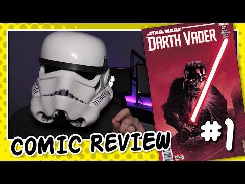Darth Vader: Dark Lord of the Sith - #1 - REVIEW | Star Wars Comics
