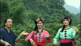 Vui hội rượu cần  dân ca dân tộc Thái